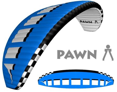 Triple Seven Pawn niebieski