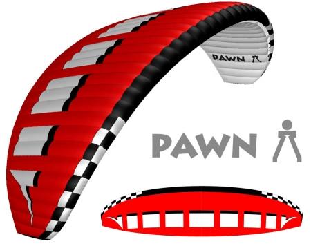 Triple Seven Pawn czerwony