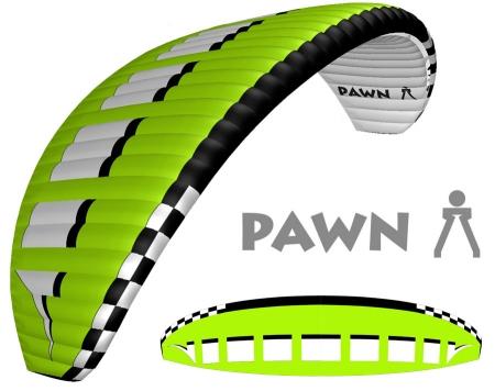 Triple Seven Pawn zielony