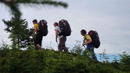 Plecak AirVuisa Hike and Fly w górach