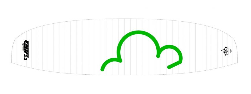 Little Cloud Spiruline GT2