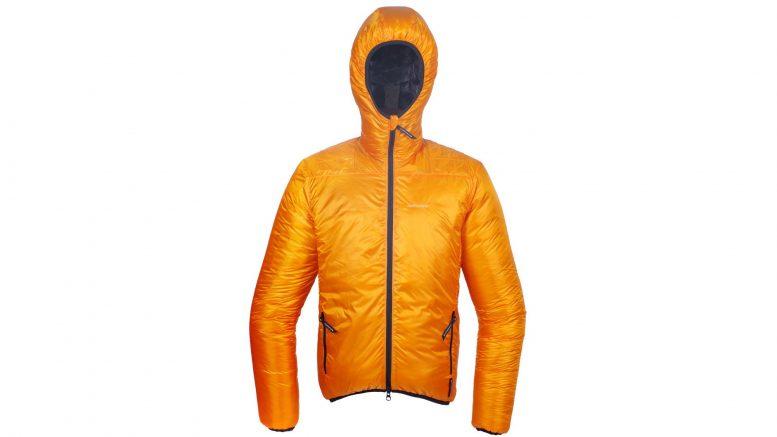 Kurtka Cumulus Climate Full Zip pomarańczowa