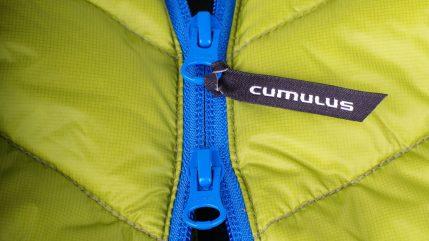 Kurtka Cumulus Incredilite Endurance - detal