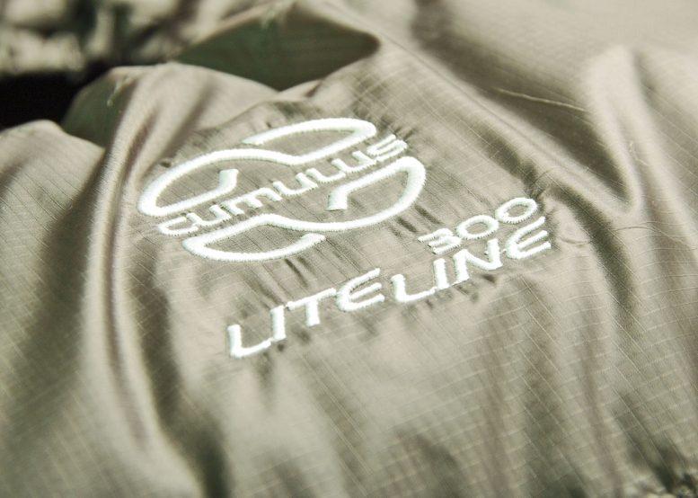 Śpiwór puchowy Cumulus Lite Line 300