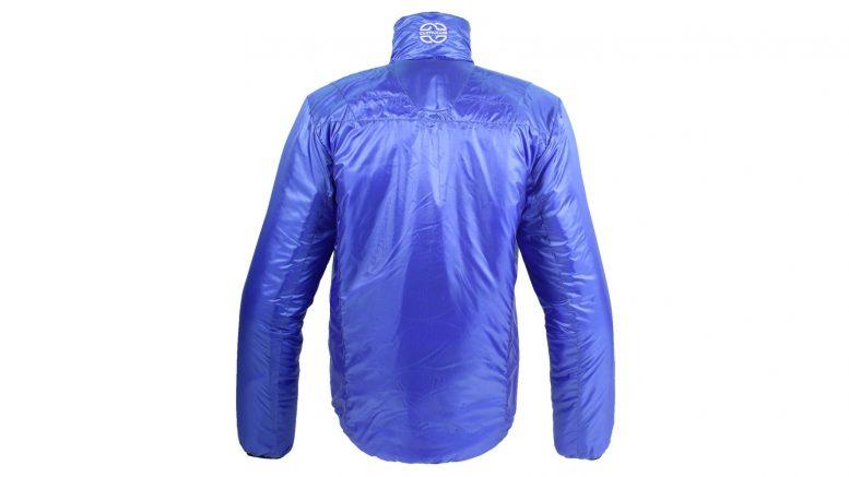 Kurtka Cumulus Minilite Pullover niebieska