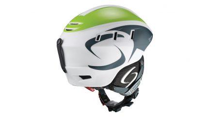 Kask SupAir Pilot zielony