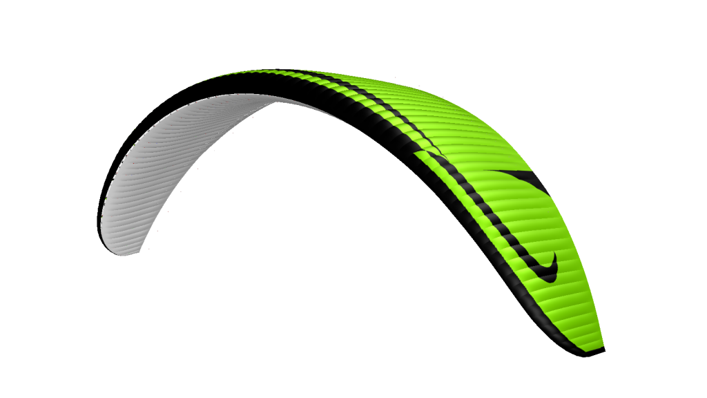Flow XCRacer lime 1