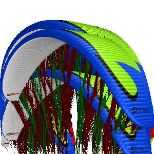 Paralotnia Flow XCRacer