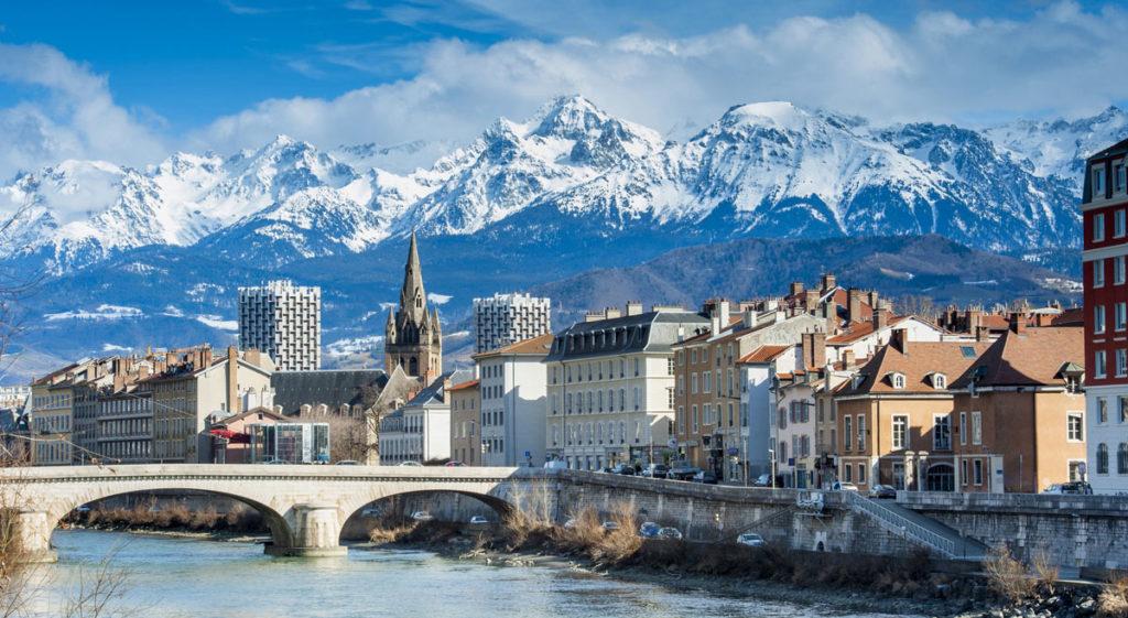 Grenoble - siedziba STODEUS
