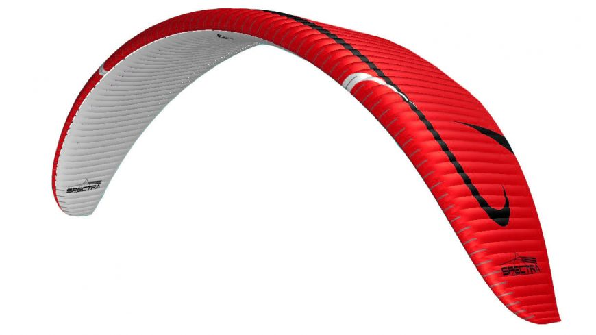 flow spectra red