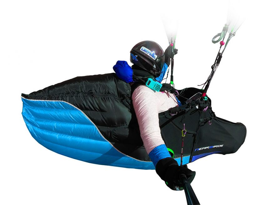 nearbirds genesis race blue