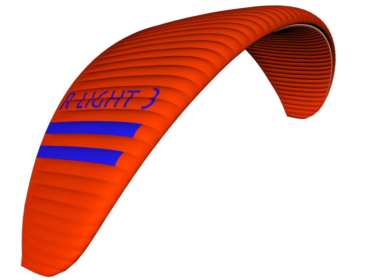 R light 3 orange